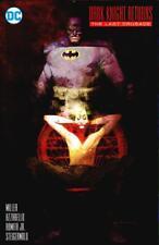 Dark Knight Returns: Last Crusade Sienkiewicz Variant 1st Print Dc 2016