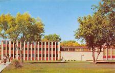 Moorhead Minnesota~Ylvisaker Library @ Concordia College 1950s