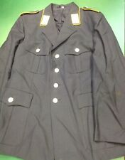 German Army Uniform Airforce Tunic, Dress Jacket, Blue