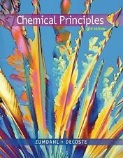 * Chemical Principles 8th Edition by Steven S. Zumdahl  ( Looseleaf edition ) *