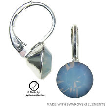 pendientes con elementos de Swarovski, Color: Estrella Brillo ópalo