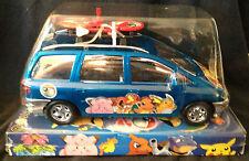 Extremely Rare Pokemon Van Toy Vehicle