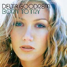 Delta Goodrem Born to try (2003) [Maxi-CD]