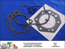 MOTO GUZZI   LEMANS I/II / T3 / T4 - (83mm) 'ROUND BARREL' GASKET SET