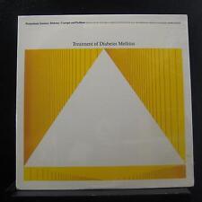 Various - Treatment Of Diabetes Mellitus LP New Sealed P1640D66 Vinyl Record