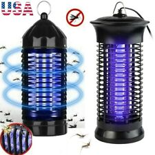 In/Outdoor Electric Fly Bug Zapper Mosquito Insect Killer Trap Pest Control Lamp