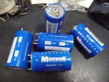Maxwell  2.7V 350F  Original  Maxwell Super Capacitor BCAP0350 E270 T11