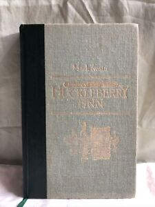 Readers Digest Edition Of Mark Twain's The Adventures Of Huckleberry Finn 1986