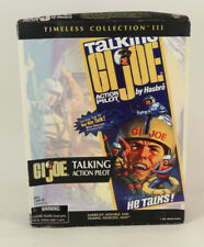 GI JOE Timeless Collection Talking Action Pilot 12 inch MIB 2000