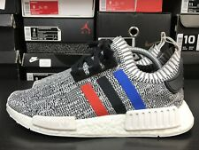 Adidas NMD Tricolor SAMPLE White Size 9 Grey R1 PK
