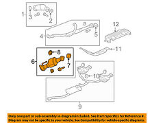 GM OEM Exhaust System-Catalytic Converter 15903508