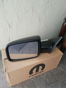 2013-2021 Dodge Ram 1500 OEM Left Drivers Side Mirror (Power) 68462819AA