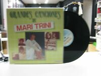 Mari Trini 2LP Spanisch Große Canciones 1983 Klappcover