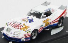 IXO - ALTAYA 1/43 CORVETTE STINGRAY GREENWOOD LE MANS 1976 IMSA CLASS RACER