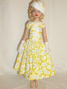 handmade outfit fits Ellowyne Wilde and 1/4 slim MSD BJD dolls