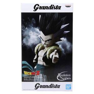 Banpresto Dragon Ball Z Grandista Resolution of Soldiers Gotenks Figure