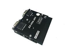 WELTNEUHEIT: ZX-VGA-JOY Interface für ZX Spectrum (VGA und Joystick)