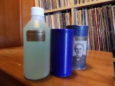 EDISON CYLINDER CLEANING SOLUTION. 250ml BOTTLE. THE BEST AVAILABLE, ANYWHERE.