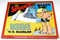 Sphinx and Alley Oop Jungles of Moo V.T. Hamlin Numbered Signed Collector's