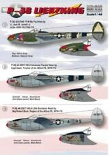 Print Scale 1/48 Lockheed P-38 Lightning Part 1 # 48036