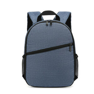 Multi-functional Digital Camera Backpack Bag Waterproof Outdoor Camera Bag O6T1