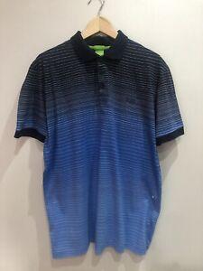 "Mens Hugo Boss Paddy3. Golf XL polo Shirt  Pro Tour 23"" Pit2pit"