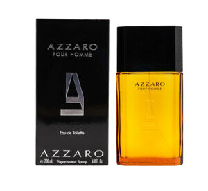 AZZARO Pour Homme * Cologne for Men * 6.7 / 6.8 oz * BRAND NEW IN BOX