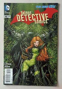 Batman Detective Comics The New 52 Issue 14