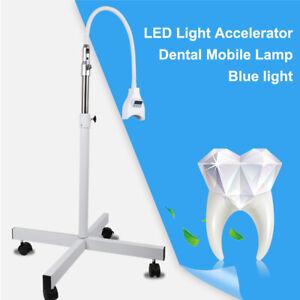 Dental Mobile Teeth Whitening LED Light Teeth Bleaching Accelerator Lamp Machine