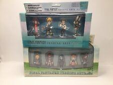 Play Arts Trading Arts Final Fantasy 3 And Vol. 3 Lot Iii 7 12 10 X Aerith Tidus