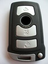 Replacement 4 button fob case for BMW 7 Series E65 E66 E67 E68 remote key