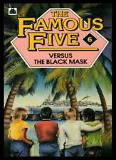 The Famous Five Versus the Black Mask (Knight Books),Claude Voilier, John Coope