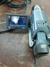 Sony Handycam DCR-HC42 Mini DV Camcorder Video Transfer Nightshot Carl Zeiss