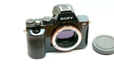 Sony Alpha a7R 36.4MP Digital SLR Camera -   Sold as is.     For parts.
