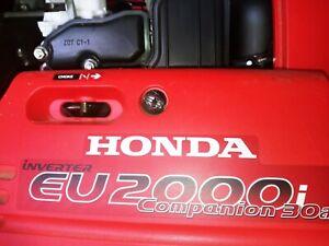 Honda EU2200i Companion 2200-Watt 120-Volt Super Quiet Portable Generator