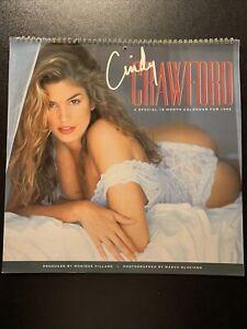 Cindy Crawford Calendar 1993