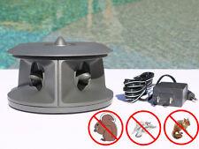 Squirrel Repeller | Cleanrth PCS101 Three-Stage ComboSonic Squirrel Control