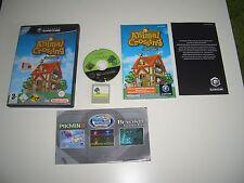 Animal Crossing Nintendo  GameCube mit Memory Card OVP !!!!!!