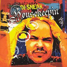 DJ Sneaks Presents: Housekeepin' by DJ Sneak (CD, Sep-2004, Magnetic)