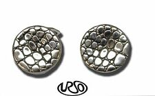 cufflinks  Urso Luxury in solid silver 925 old style