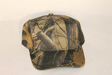 Camo Tree Dark Green Hunting Ball Cap Hat TRUE 264