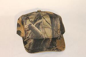 Camo Tree Dark Green Hunting Ball Cap Hat TRUE 264