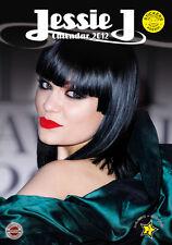 Jessie J.Calendar 2012 - Mit 12 Stickers/Stickers New & Original Packaging