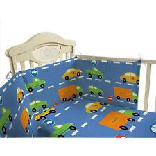 Vehicles Nursery Bedding