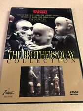 Brothers Quay Collection - The Astonishing Short Films 1984-1993 (DVD, 2000)