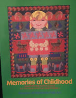 Memories of Childhood  Award Winning Quilts Created for the Great American Quilt
