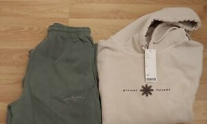iets frans urban outfitters S/M Joggers New No Tag And UO Hoodie