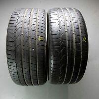 2x Pirelli P Zero  295/40 R21 111Y DOT 4816 Winterreifen 6 mm