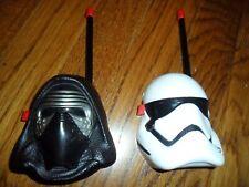 Star Wars Disney Character Walkie Talkies
