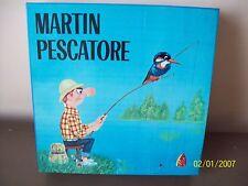 MARTIN PESCATORE - ANNI '70 - GIOCO DA TAVOLO - EG